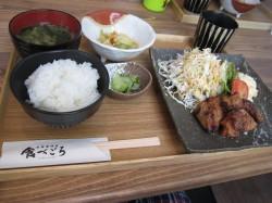豚肉の味噌焼き定食