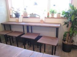 カフェ grâno(ぐらーの) 店内