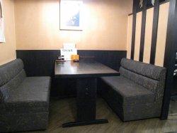 花ふく亭 テーブル席