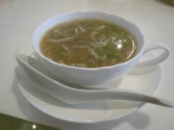 いかなごとかぶのみぞれスープ