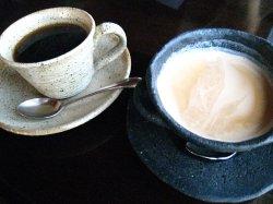 ブレンドコーヒー&カフェラテ